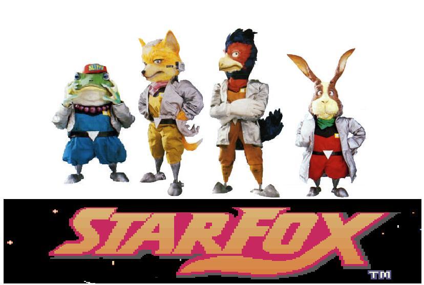 StarFox-Não são botas StarFox_Team