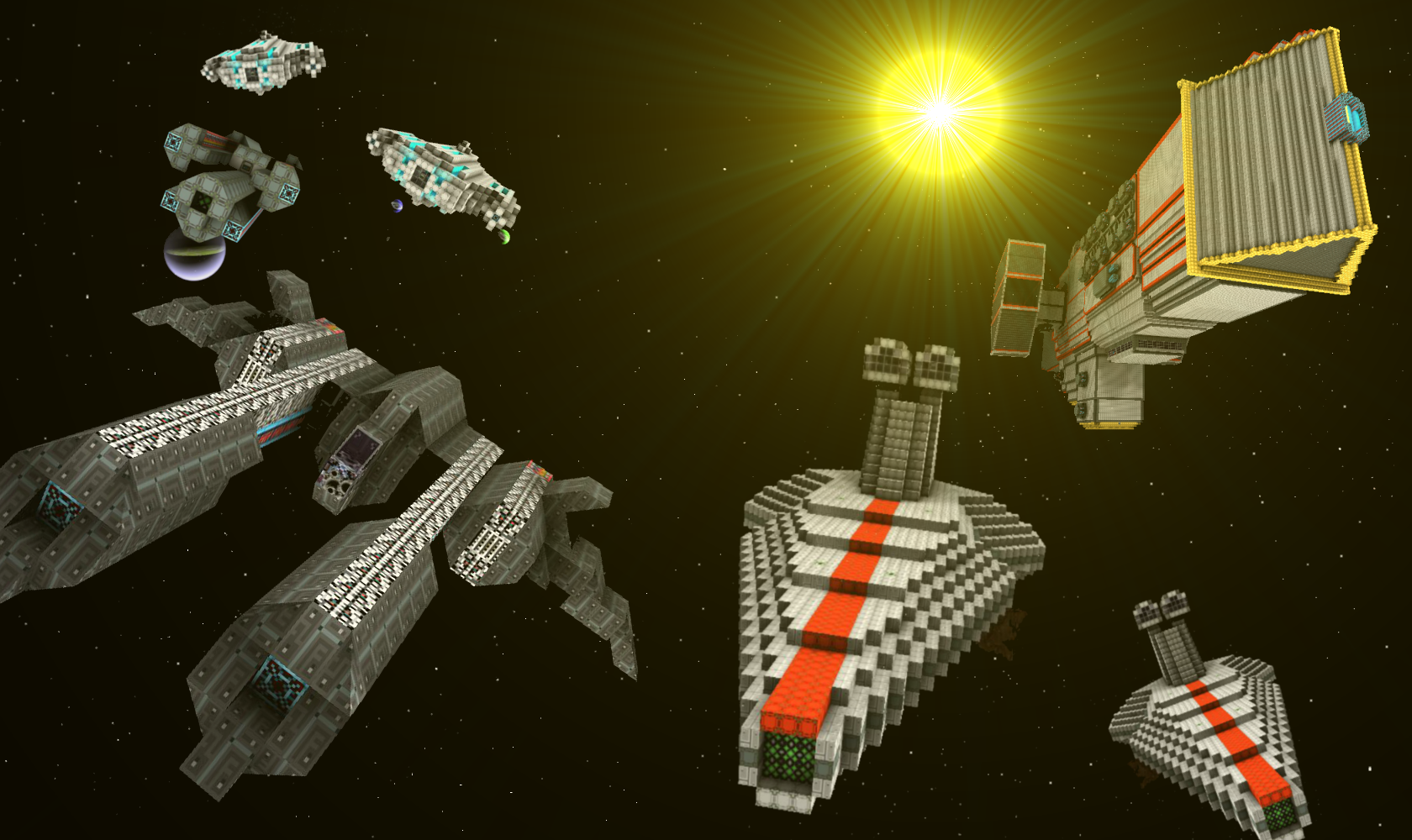 space ship on starmade - photo #14