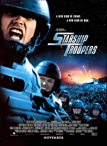 Starship Troopers (film) - Starship Troopers Wiki - Roughnecks ...