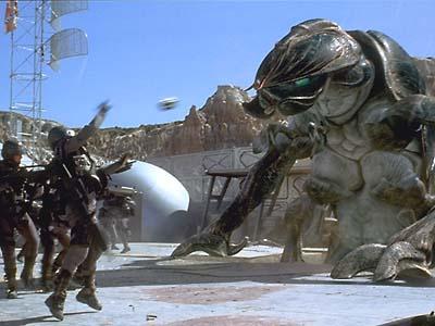 Starship Troopers 3 Bugs. Tanker ug - Starship Troopers