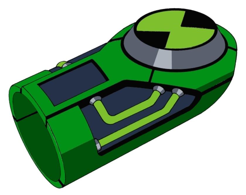 Ben 10 alien tech krit wiki fandom powered by wikia - Montre benten ...