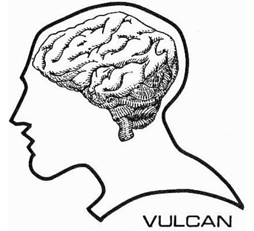 Vulcans' sensitive
