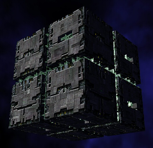 die borg explosions cubes - photo #25