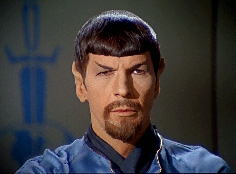 Commander Spock M U 2267