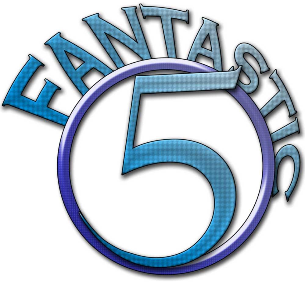 Fantasztikus Ötös Fantastic_Five