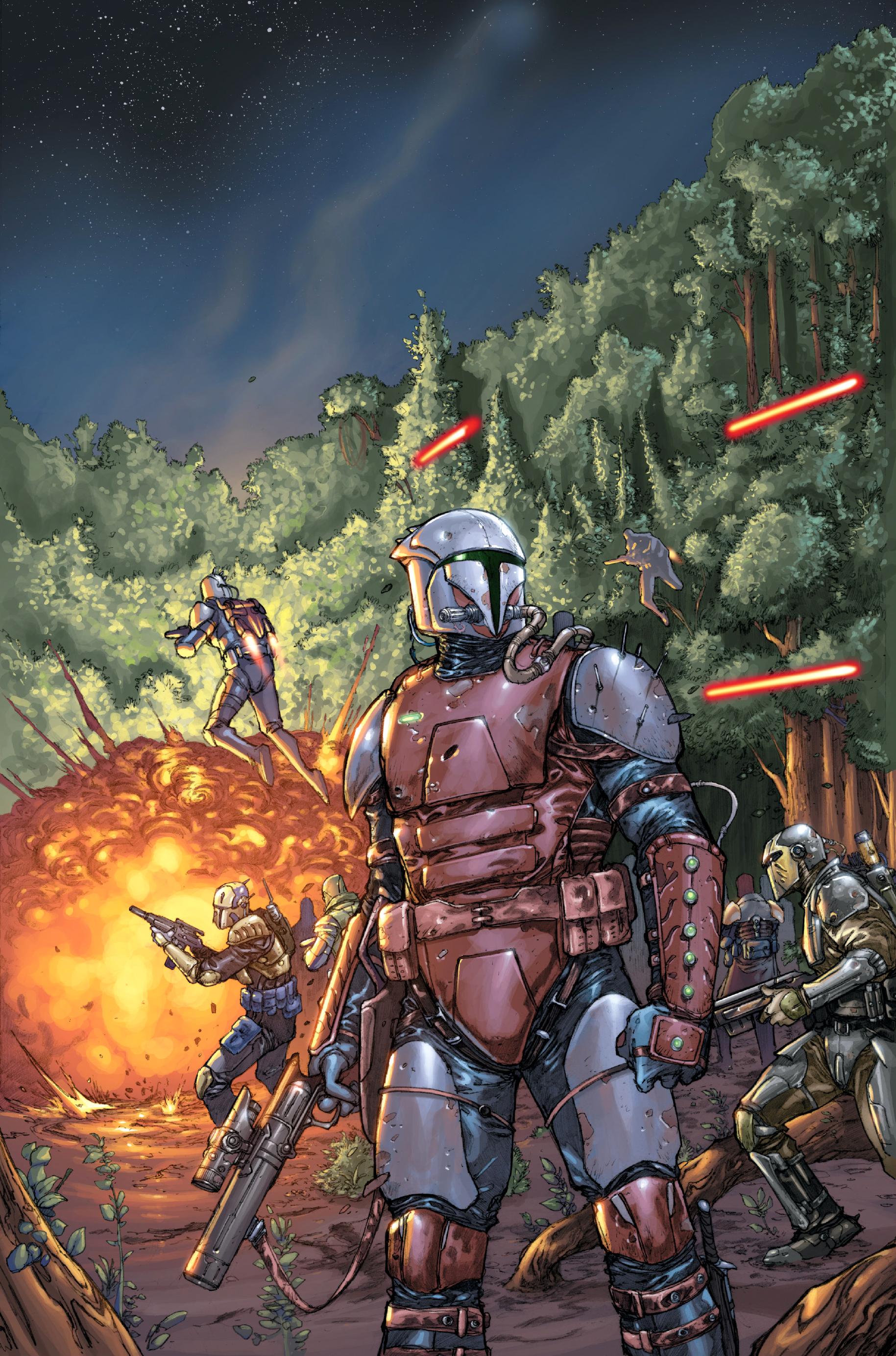 Lego Star Wars Mandalorian base on Geonosis | Hi, guys ... |Star Wars Mandalorian Base