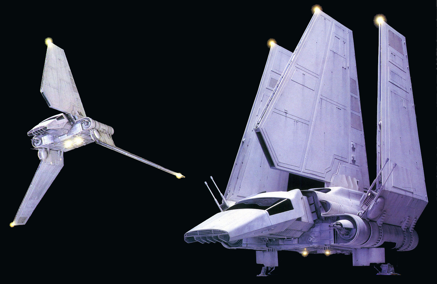 Star Wars Youtoub Imperial Shuttle 102