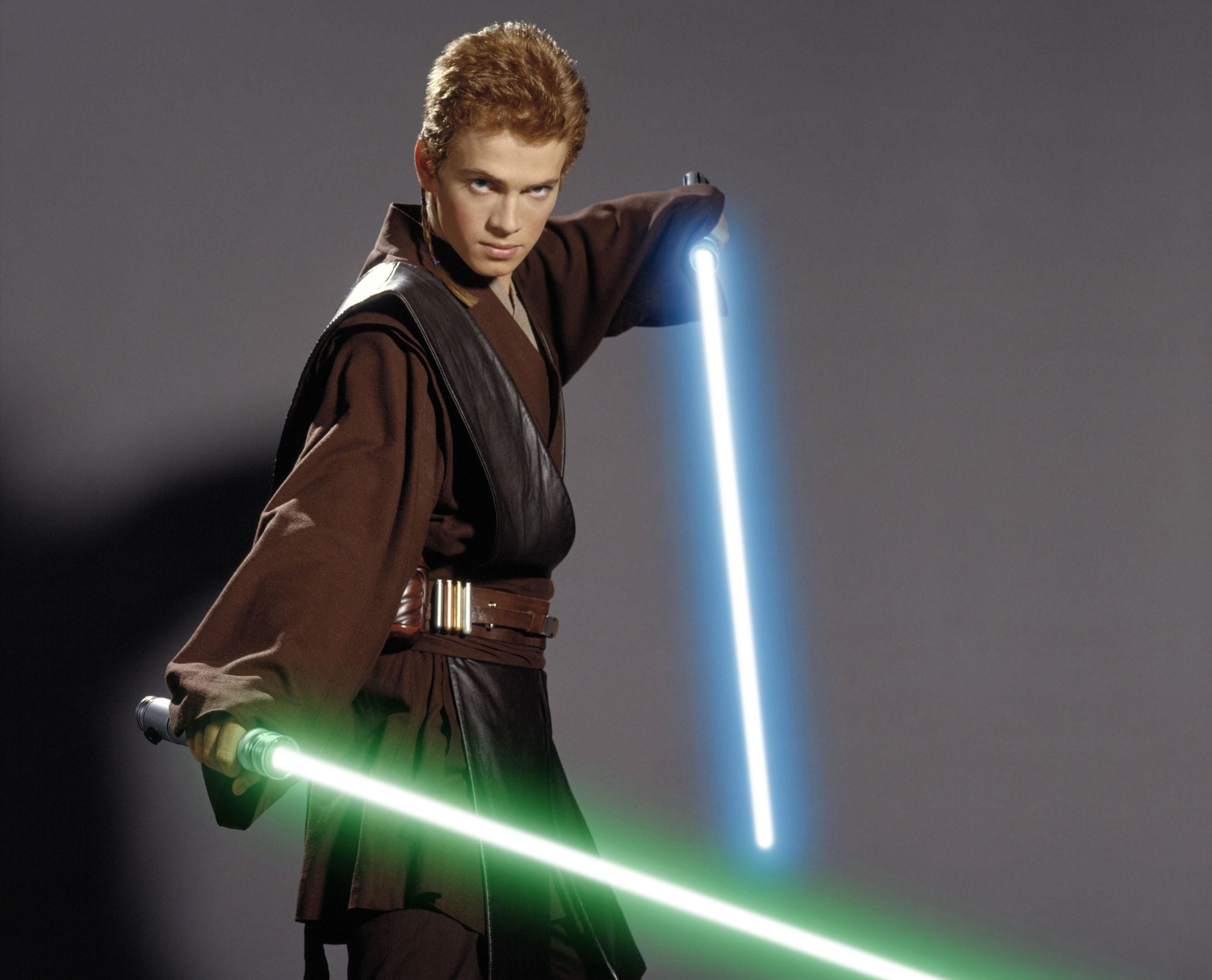 Image - Anakin2sabers.jpg - Wookieepedia, the Star Wars Wiki