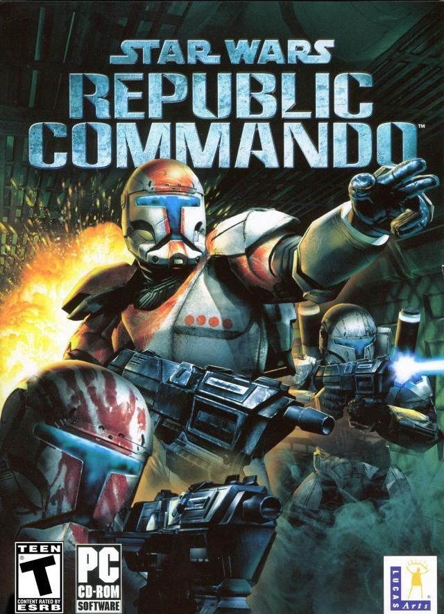 Star Wars Republic Commando (2005/RePack)