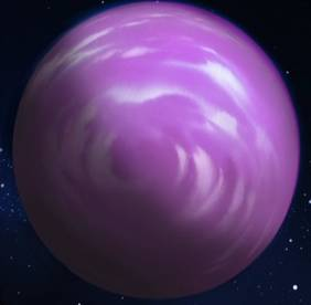 Purple Planets 