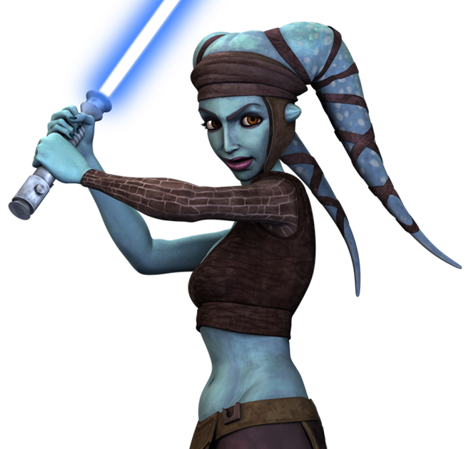 Twi Lek Jedi Knight Aayla Secura Born Aaylas Ecura