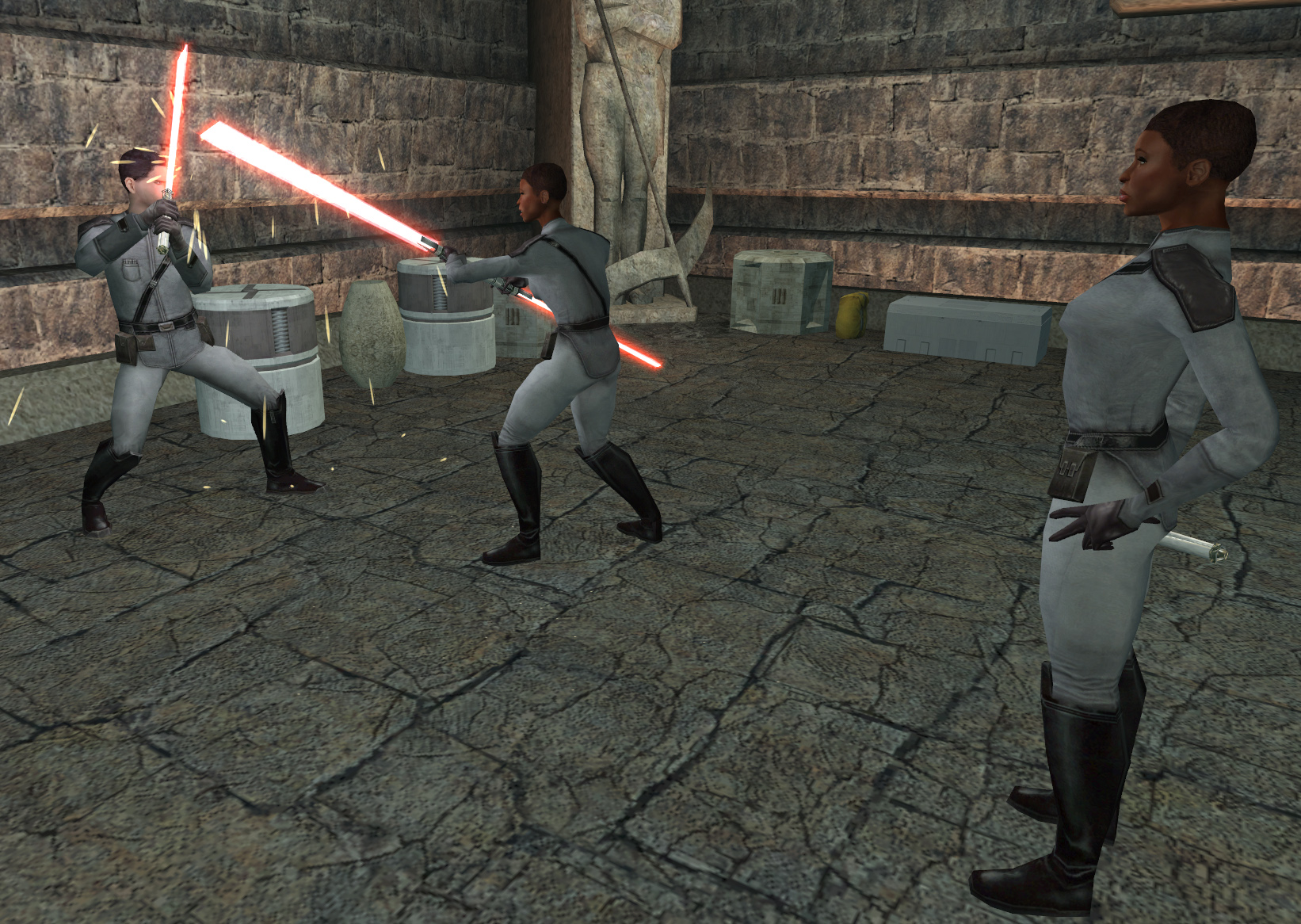 Kotor 2 Sith Academy Holocron STAR WARS: The O...