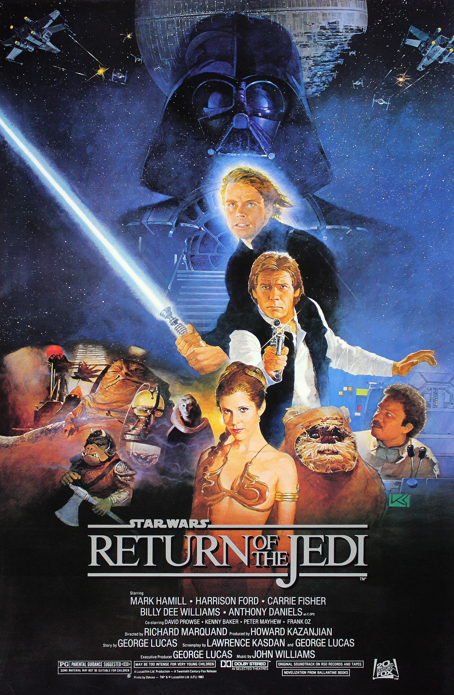 Star Wars Episode VI: Return of the Jedi - Wookieepedia, the Star ...