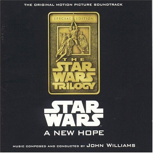 Star Wars 4 5 6. A new hope soundtrac.