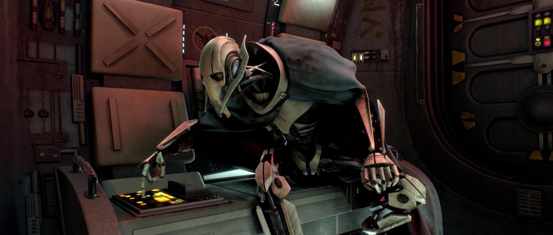 General Grievous Wookieepedia The Star Wars Wiki   2016 Car Release Date