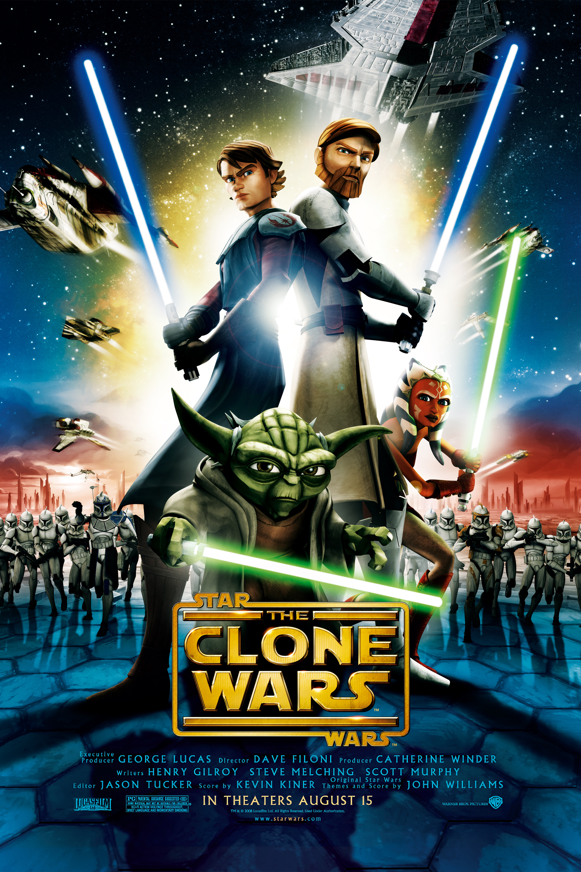 Star Wars: The Clone Wars: The Complete Season Three movie