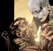 Asajj Ventress mourns Ky Narec's death at the hands of the Rattataki warlords.