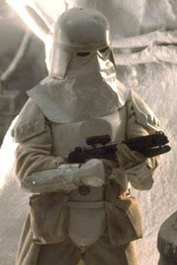 Prix des Unités Impériales Snowtrooper