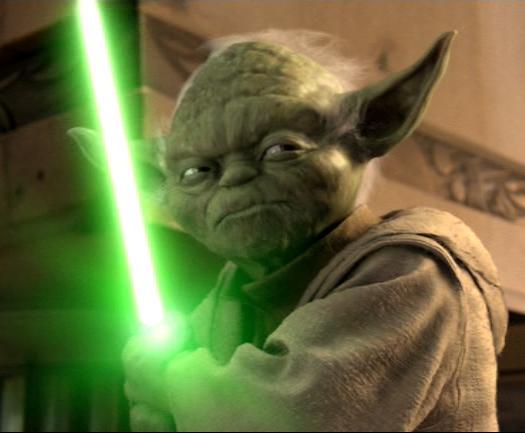 Is Yoda Gay 111