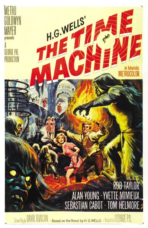 h. g. wells the time machine. The Time Machine (1960 film)