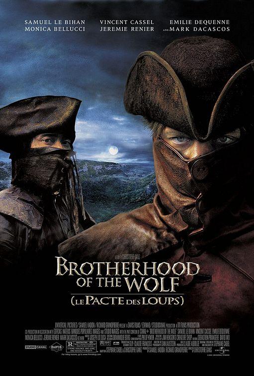 brotherhood tattoos. Brotherhood of the Wolf