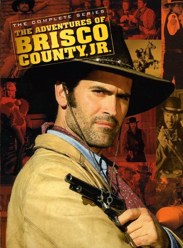 The Adventures of Brisco County Jr. movie