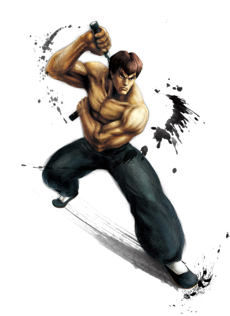 Fei long street fighter