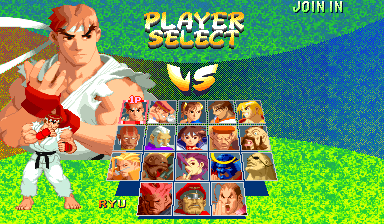 Street Fighter Alpha 2 - The Street Fighter Wiki - Street Fighter ...