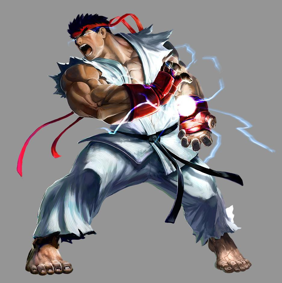 The Street Fighter Wiki