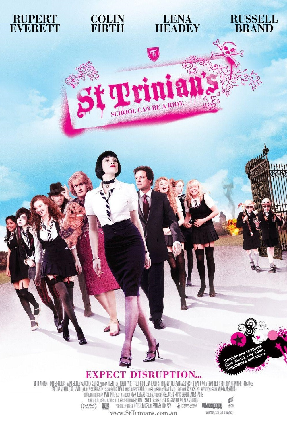 St Trinians (School can be a