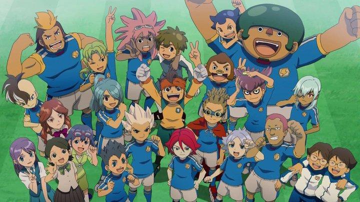 ¿Anime favorito? Inazuma_Japan
