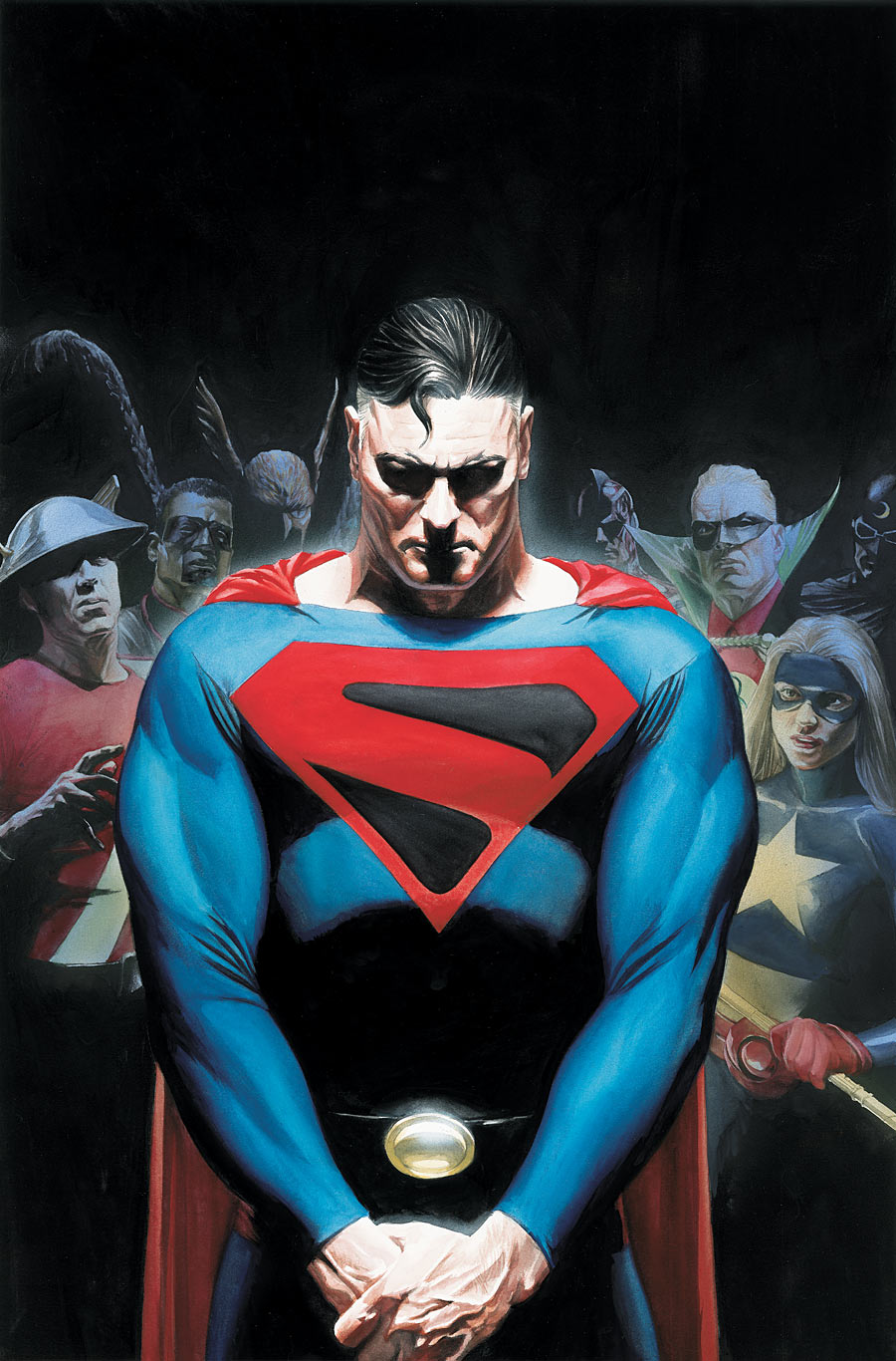 Superman (Kingdom Come) - Superman Wiki