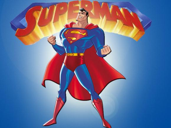 Superman Flash Game