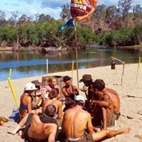 Tribal Council 6 (Barramundi) Barramundi