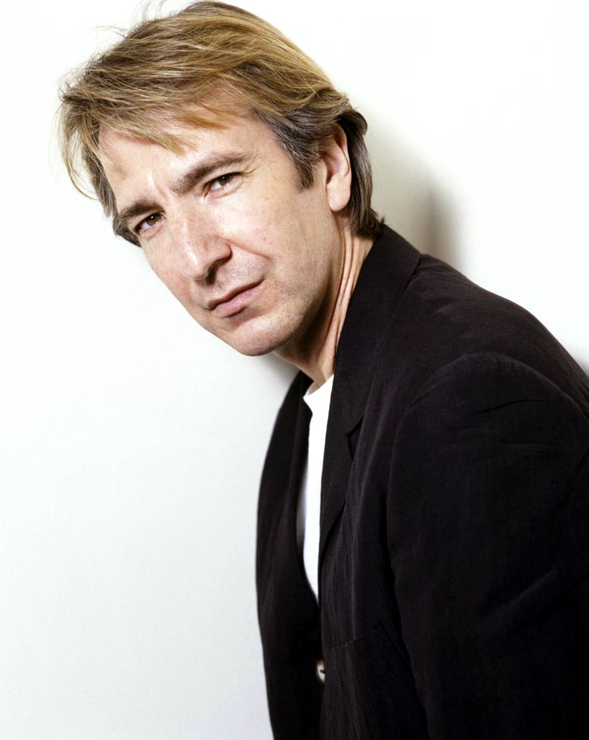 Alan Rickman - Wallpaper Hot