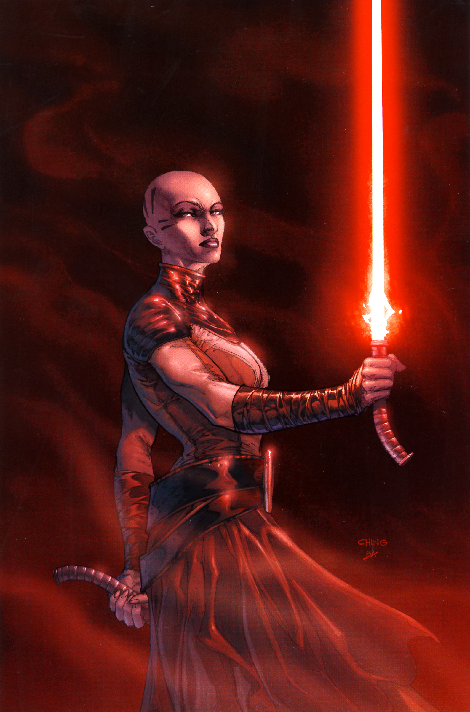 Asajj Ventress