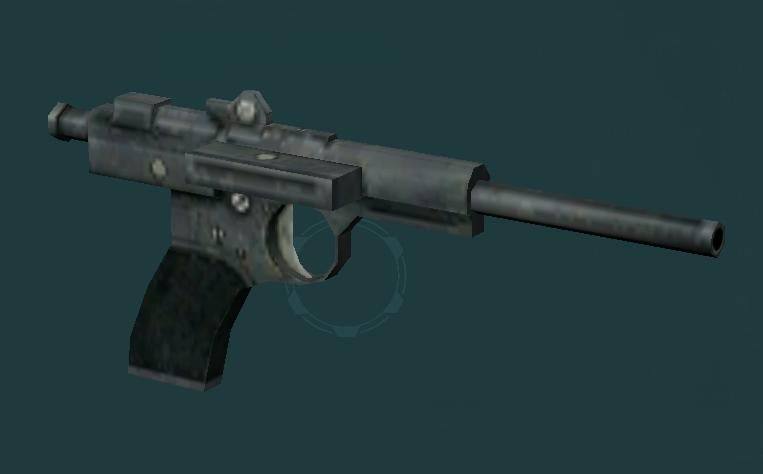 Reference from SWG (Star Wars Galaxies) Field_Surgeon_Pistol