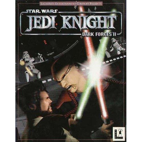 Star Wars Dark Forces. Star Wars: Jedi Knight: Dark