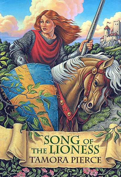 Song of the Lioness Omnibus