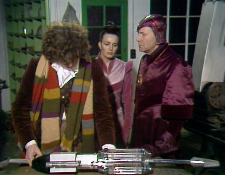 The Invasion of Time - TARDIS Index File, the Doctor Who Wiki
