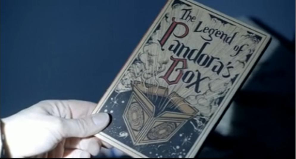 The Legend of Pandora's Box - TARDIS Index File, the Doctor Who Wiki