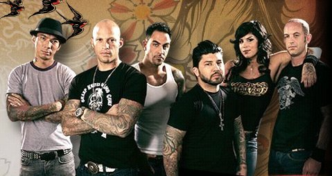 ami james tattoos. Miami Ink - Tattoos Wiki