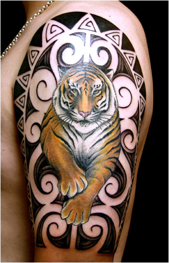 Best Tribal Tatts