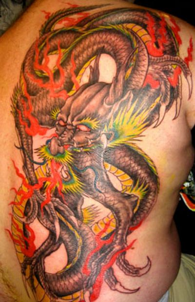 dragon tattoo designs for men arms.  of specific design motifs that are prominent both in the tattooing or