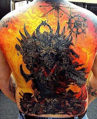 Top 10 listBest Back Pieces Tattoos Wiki