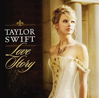 Love story by Taylor swift