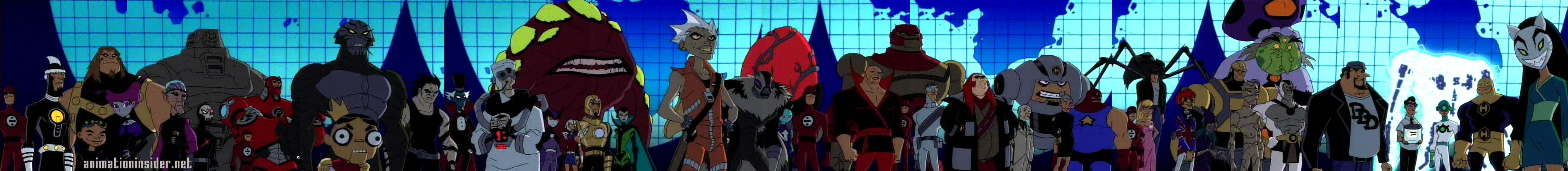 Teen Titans Villains 43