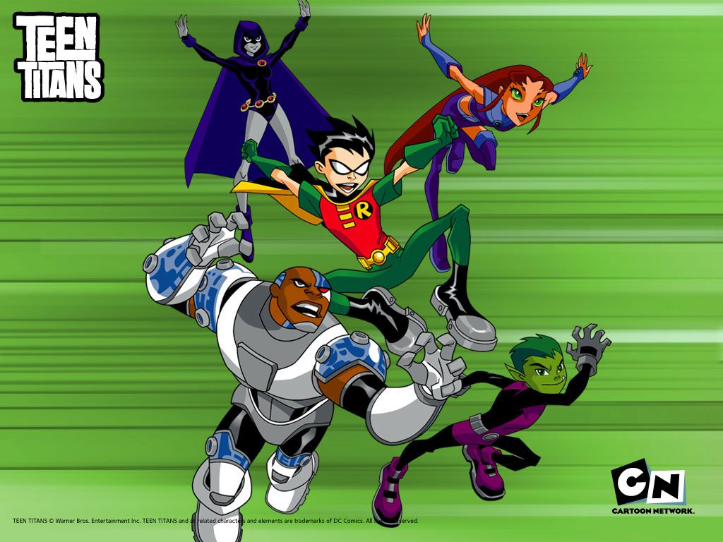 Add Teen Titans To 61