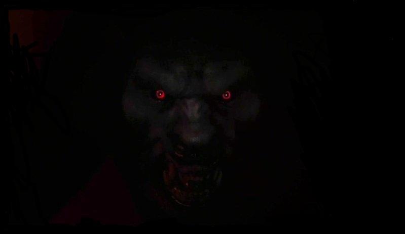 Peter Hale Alpha Werewolf Image - Alpha werewolf...
