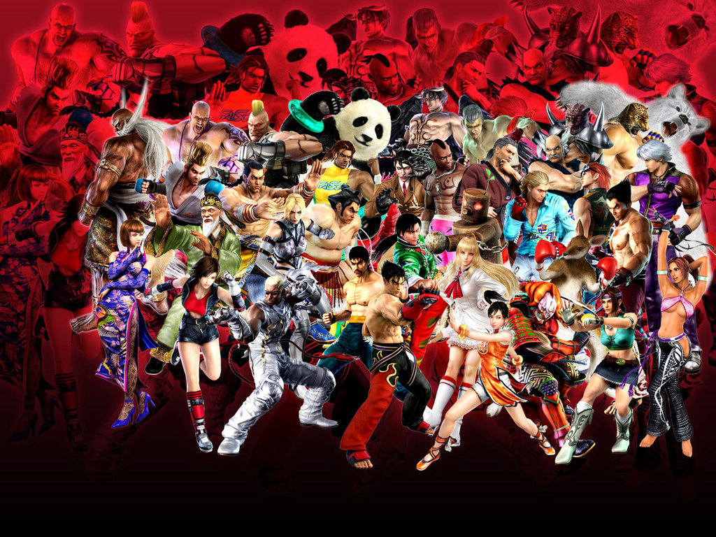 Image - 103034-tekken.jpg - The...
